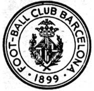 Erstes echtes Barça-Wappen -1906