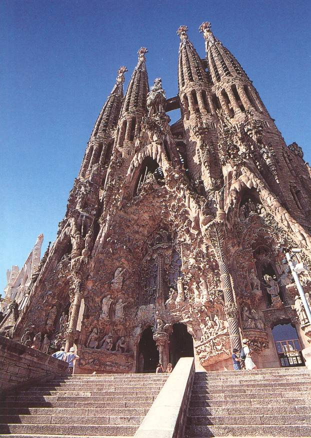 Barcelona Fc Foto >> Gaudí/Foto-Gallery-Penya Barcelonista Suiza Berna® - FC Barcelona-Fútbol/Fussball-Fanclub Barça