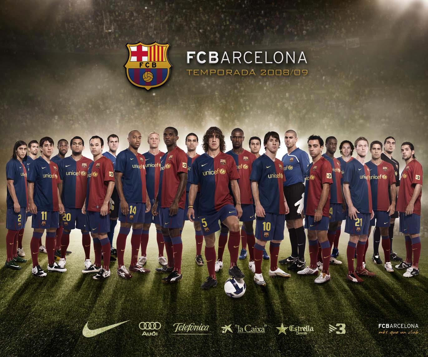 Barça 2008/2009