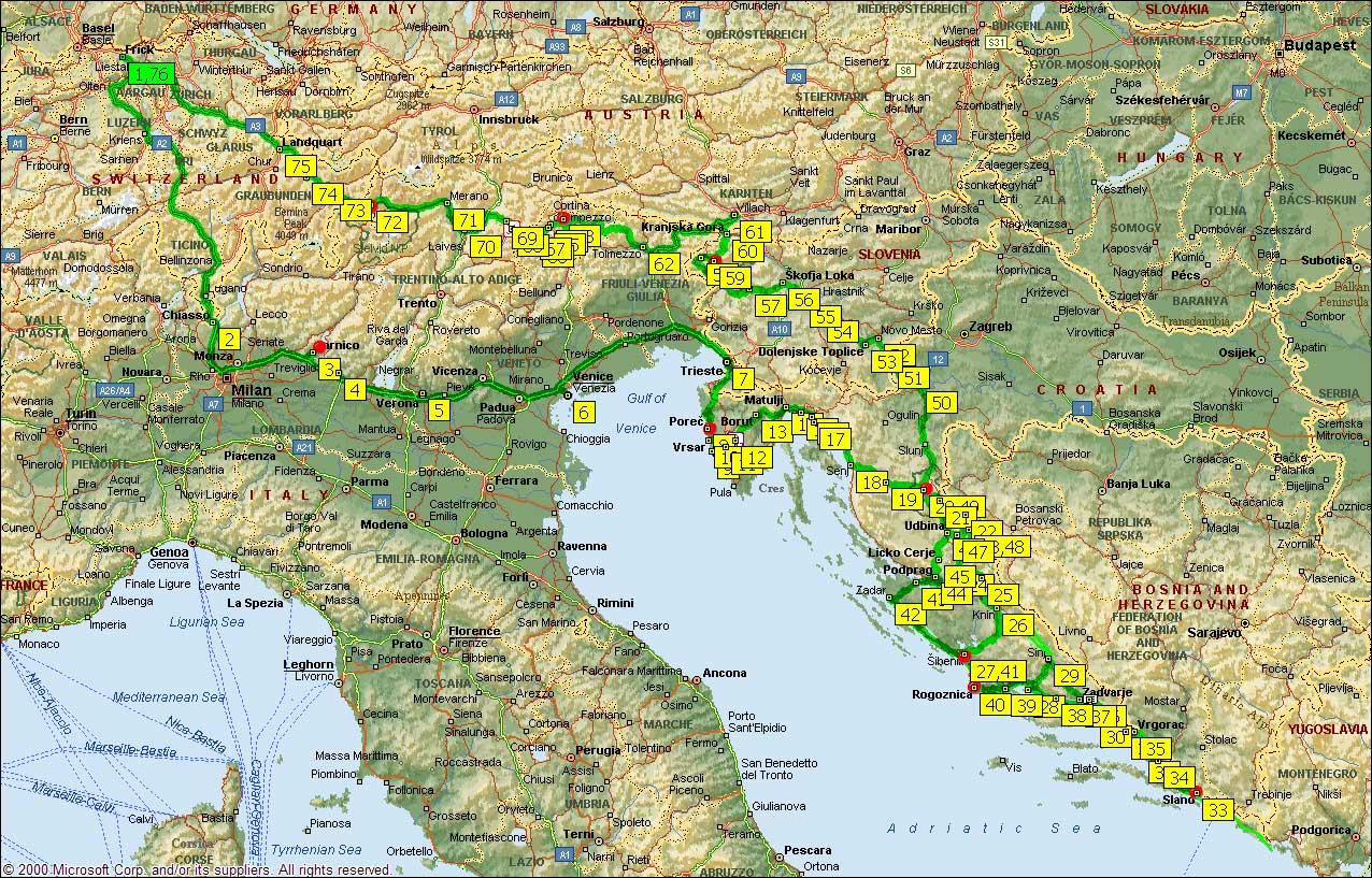 landkarte kroatien zum ausdrucken hanzeontwerpfabriek. Black Bedroom Furniture Sets. Home Design Ideas