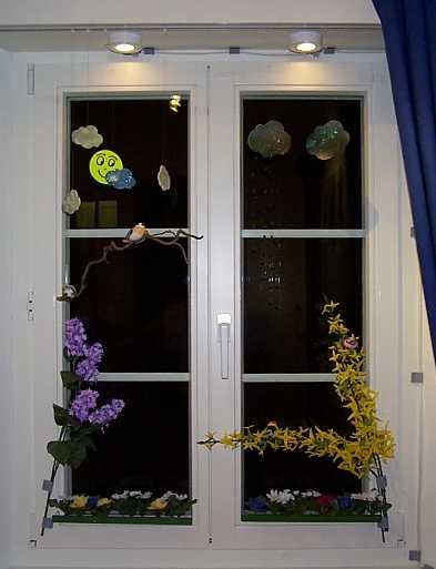 Das fenster zur jahreszeit for Fenster zur welt