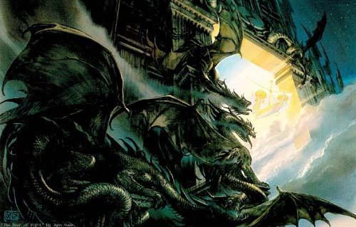 Le Silmarillion Nightdoor